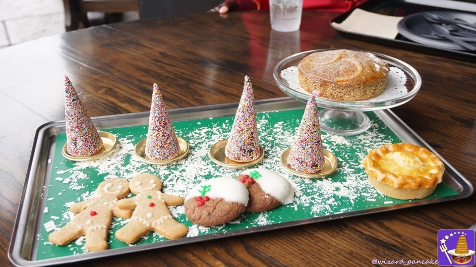 三本の箒 クリスマス・デザート・フィースト