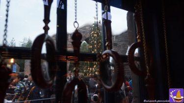 1.魔法のクリスマスツリーをマジカルワンドで魔法呪文ルーモス♪ロコーモーター♪2016年ハリポタクリスマス