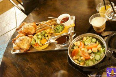 三本の箒でハリーポッターの魔法界の雰囲気の料理を食べよう!<食事メニュー>USJハリポタ ホグズミード村のレストラン