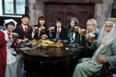 【テレビ番組】NHK Eテレ11月6日(火)18:55~ ハリーポッター番組を放映予定♪USJハリポタエリアのTVロケへ♪