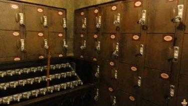 ハリポタジャーニーのコインロッカーのサイズと手荷物について注意!