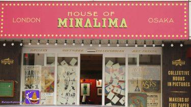 House of MinaLima OSAKA誕生♪ハウス・オブ・ミナリマが日本に大阪に南堀江にオープン!ハリポタ&ファンタビ好きならミナリマろう♪2019/4/12~2020