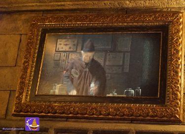 【隠れスポット】ファンタビで登場した魔法生物ビリーウィッグがホグワーツ城に!?ホグワーツ キャッスル ウォーク(USJ魔法界)