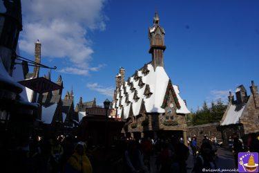 <速報2>2017年USJハリーポッターの世界 冬&クリスマス♪『ホグワーツ マジカル ナイト~ウインターマジック』ナイトショーが魔法界に新登場♪楽しみ方メニュー