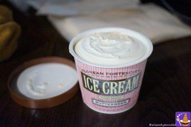 バタービール風味のアイスクリーム登場♪ハリーポッター魔法界 三本の箒とワゴンカート (USJ)