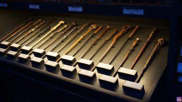 2-2.オリバンダー杖店 マジカルワンド キャラクター杖 7種類 全部で20種類(USJハリポタ魔法界)