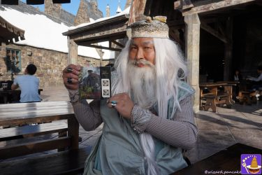 USJホグズミード村の「ふくろうポスト(OWL POST)」から『ふくろう便』で手紙を送ろう♪ハリポタ魔法界