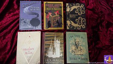 minalima(ミナリマ) ホグワーツ教科書デザインのノート6種類登場♪上級魔法薬、幻の生物とその生息地、闇の魔術に対する防衛術など