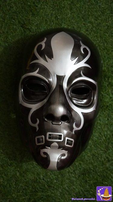 デスイーターのマスクの紹介♪ルシウス マルフォイとベラトリックス レストレンジ 1/1サイズ レプリカ(ノーブルコレクション)