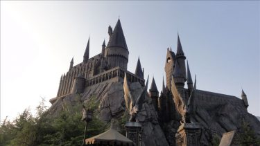 【旧ネタ】ホグワーツ城のアトラクション(ハリポタジャーニー)は2度体験せよ!(USJ魔法界)