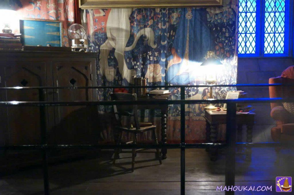 グリフィンドールの談話室
