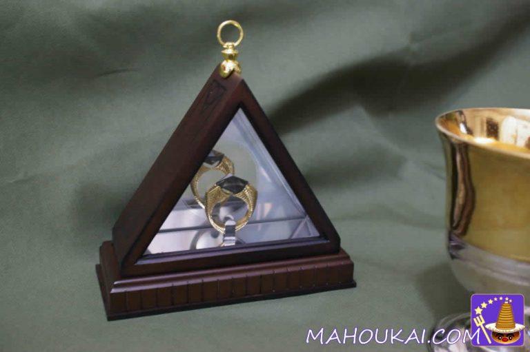 ハリーポッター マールヴォロの指輪(Marvolo Gaunt's ring)ノーブルコレクション