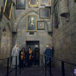 ホグワーツ・キャッスル・ウォーク動く肖像画の廊下(USJ)