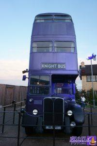 ナイトバス(Knight Bus) ワーナーブラザーススタジオツアー メイキング・オブ・ハリーポッター(英国/ロンドン)