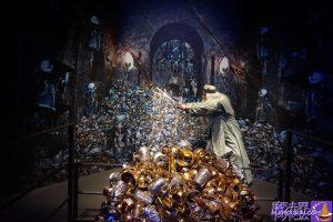 ワーナー・ブラザース・スタジオ・ツアー・ロンドン ハリーポッター クリスマスディナー