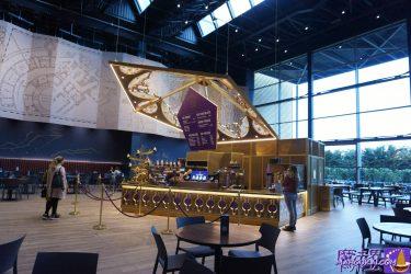 THE CHOCOLATE FROG CAFEL<チョコレート カエル カフェ>ハリーポッタースタジオツアー