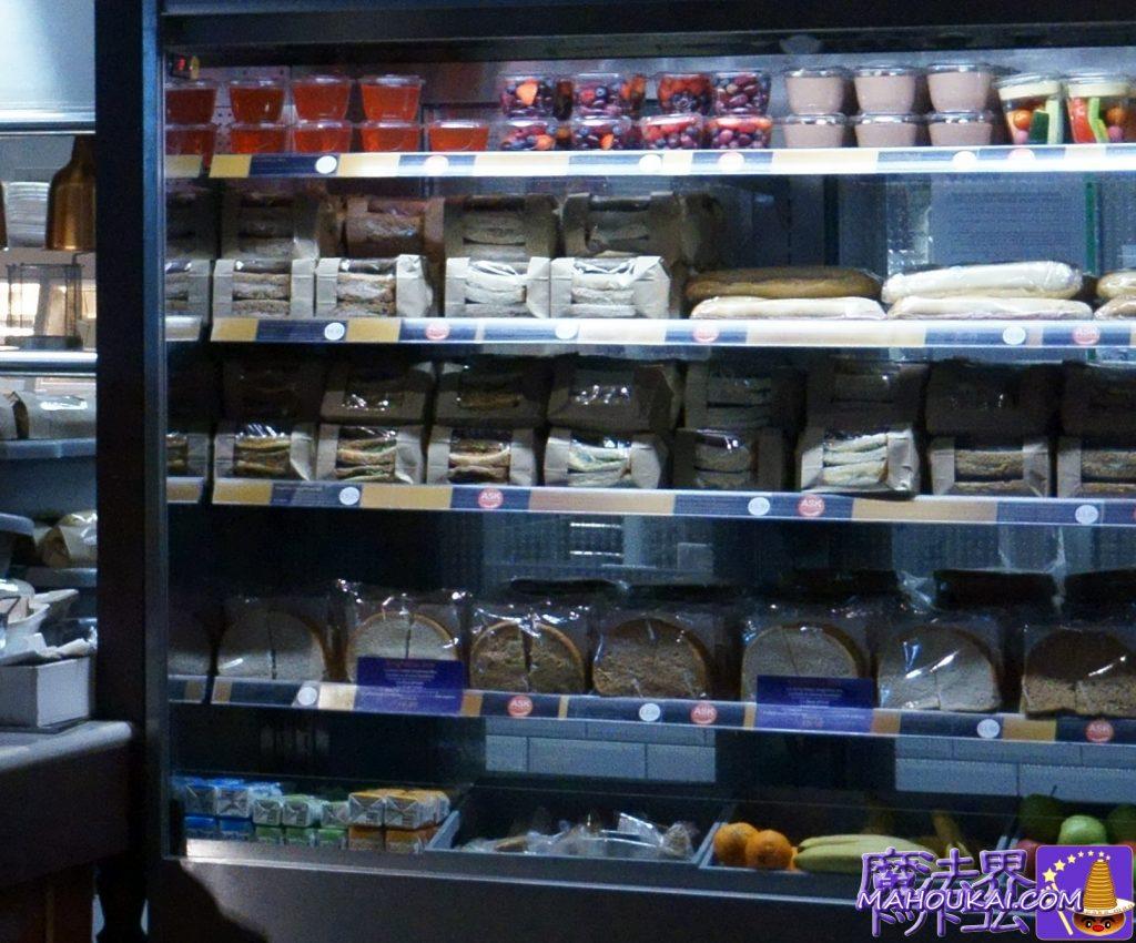 THE FOOD HALL<フードホール>の軽食