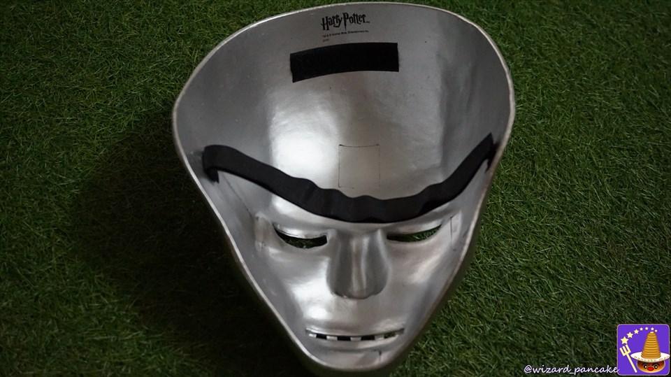 デスイーターのマスクの紹介♪ルシウス マルフォイとベラトリックス レストレンジ 1/1サイズ レプリカ(ノーブルコレクション)魔法使いパンケーキマン ダンブルドア