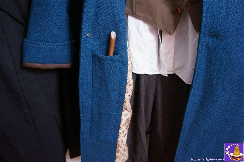 ニュートの魔法のトランクがクリスマスプレゼント!?HOTTOPICのニュートのコート詳細レポートetc(ファンタビ)魔法使いパンケーキマン ダンブルドア
