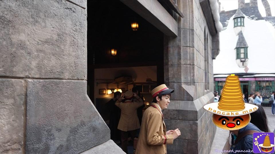 【撮影スポット】ホグワーツ特急車内(有料)で映画の1シーンのような写真♪チャキフォイ&ダンブルドア♪(HOGWARTS EXPRESS)USJハリポタ