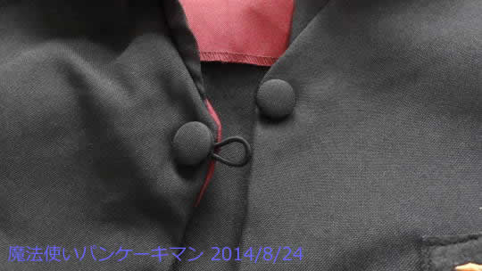 グリフィンドールのローブ(ワイズエーカー魔法用品店)USJハリポタ 魔法使いパンケーキマン