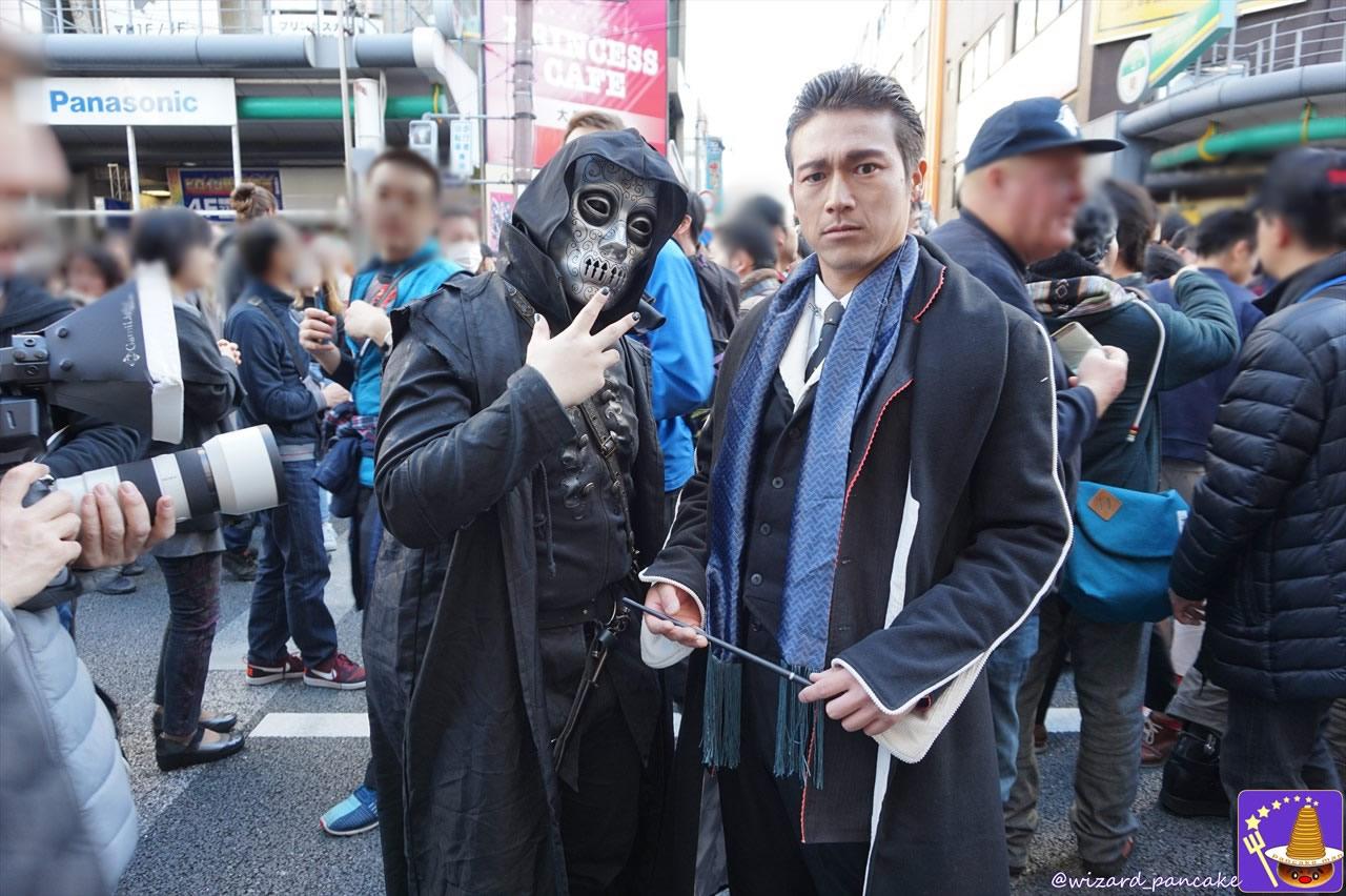 ハリポタ&ファンタビ コスプレで集合しました♪日本橋ストリートフェスタ2019 3月9日(土)