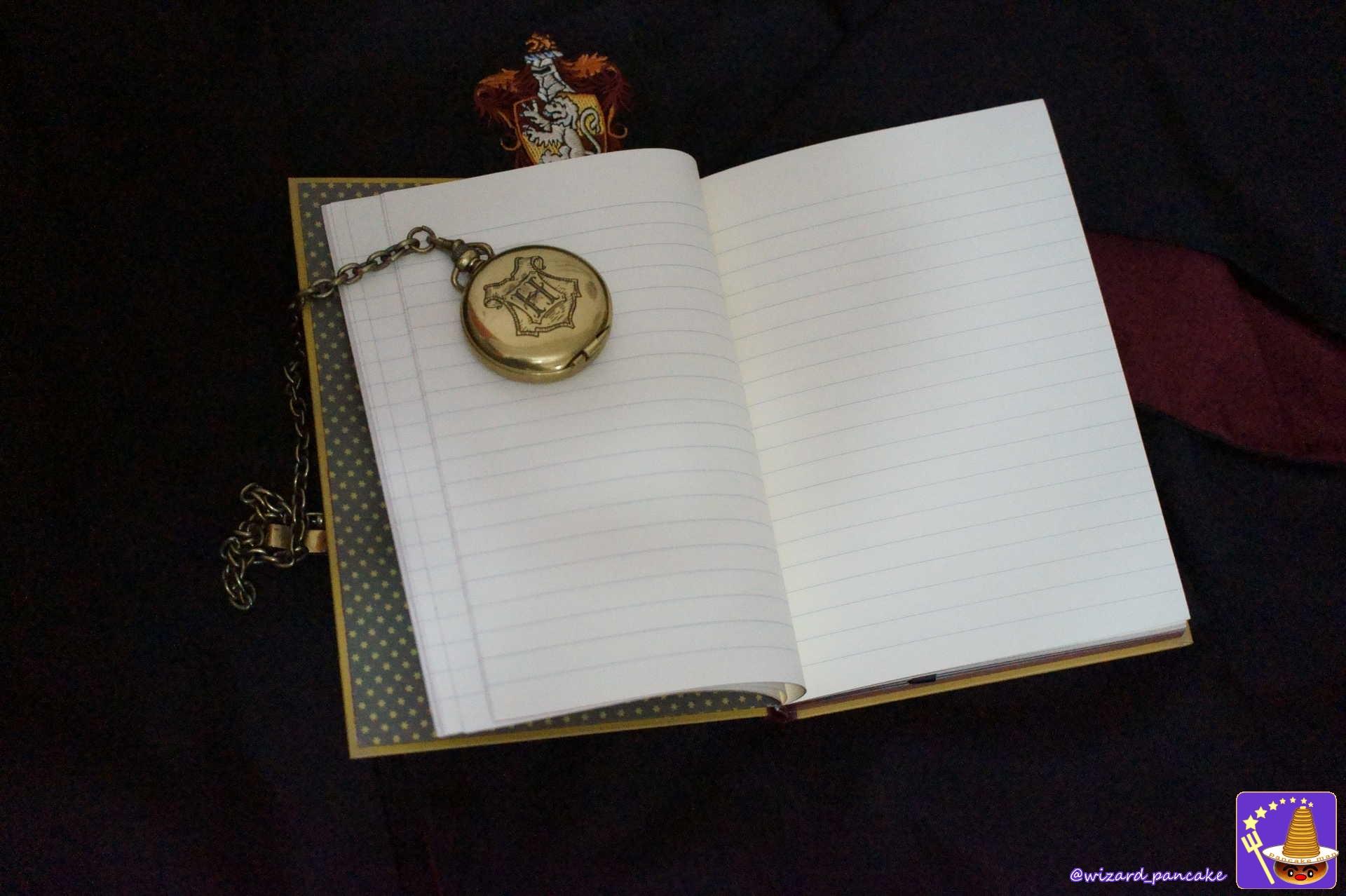 プレゼント★『闇の魔術に対する防衛術』のホグワーツ教科書(minalimaノート)を1冊1名様に♪魔法界ブログ