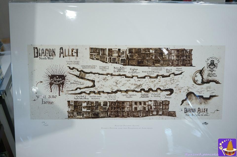 HOUSE OF MINALIMA(ミナリマ)グラフィックアート 魔法使いパンケーキマン