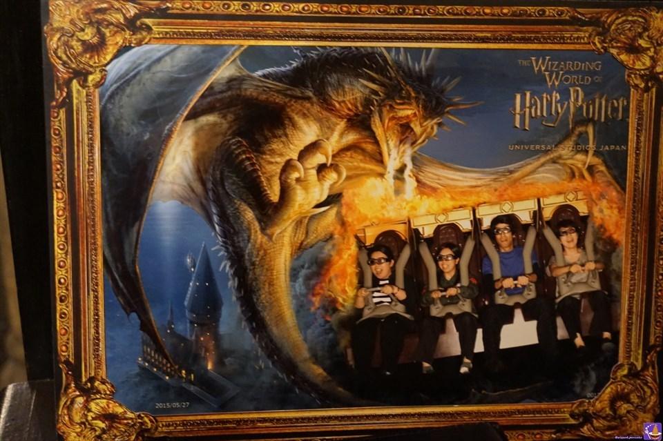 ハリポタ ジャーニー2018年3月16日~完全版へと進化するぞ!ハリー達と飛行体験しよう!(USJ魔法界 ホグワーツ城)魔法使いパンケーキマン・ダンブルドア