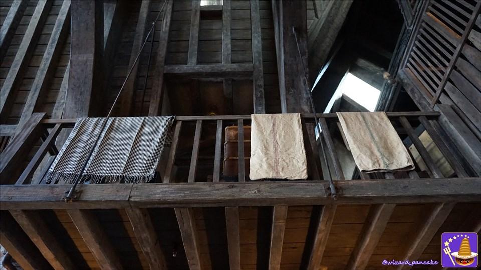 【隠れスポット】三本の箒に三本の箒はいくつあるか知っておるかの?ホグズミード村のレストランに隠された箒を探せ!(USJ/ハリポタ)魔法使いパンケーキマン