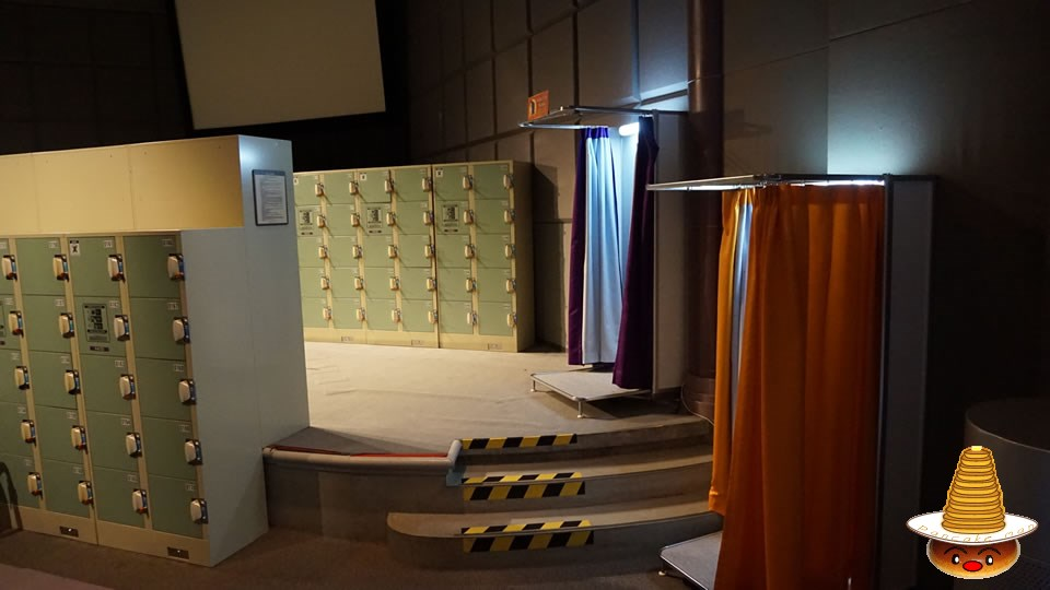 USJ(ユニバ)で仮装する為のメイク&着替え場所(ユニバ)魔法使いパンケーキマン
