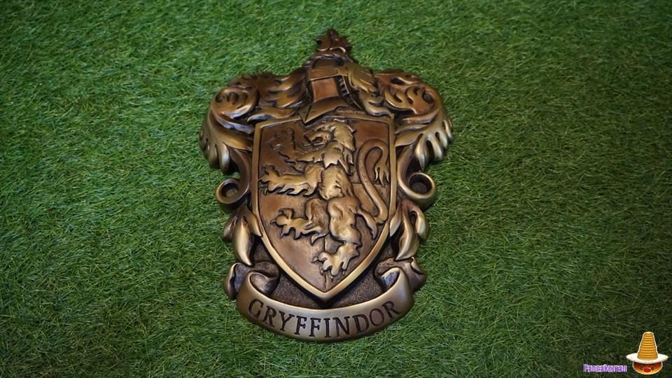 グリフィンドールの紋章のウォールアート ホグワーツエクスプレス9&3/4番線のサイン 魔法使いパンケーキマン