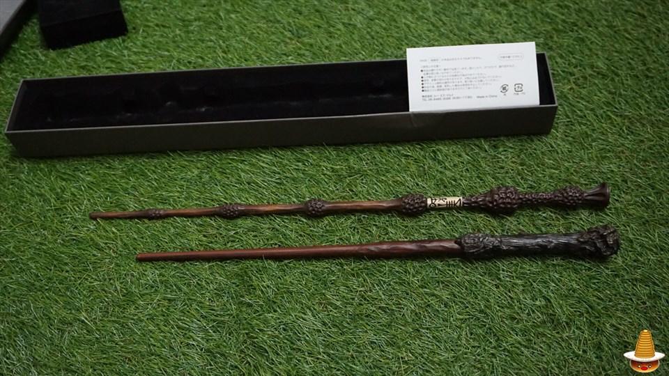 ダンブルドアの仮装で、ニワトコの杖を買いに行った(USJハリポタ)魔法使いパンケーキマン ダンブルドア