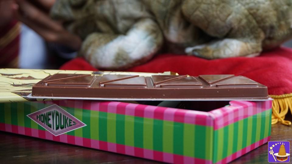 ハニーデュークスの新スイーツ マカロン登場♪ルーピン先生の板チョコも食べた♪(USJハリポタ)魔法使いパンケーキマン