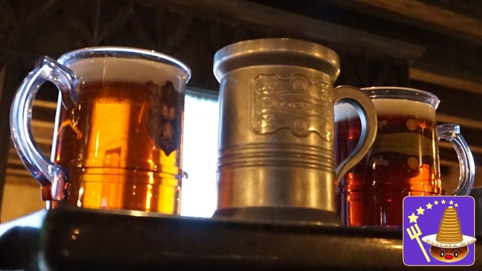 バタービールにプレミアムカップ誕生♪まるでハリポタ映画のレプリカっぽい3980円 魔法使いパンケーキマン ダンブルドア