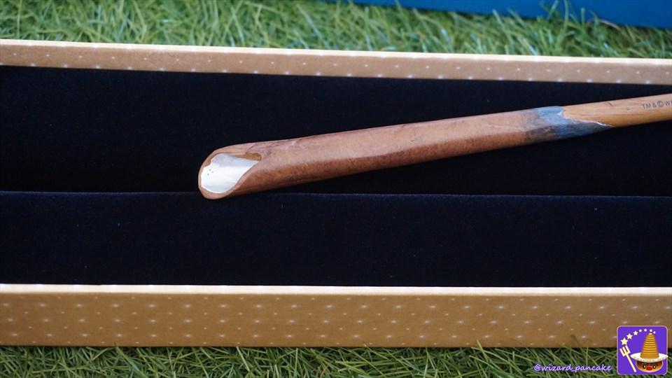 魔法使いニュート・スキャマンダーの杖♪ノーブルコレクション製の紹介じゃ♪魔法使いパンケーキマン ダンブルドア