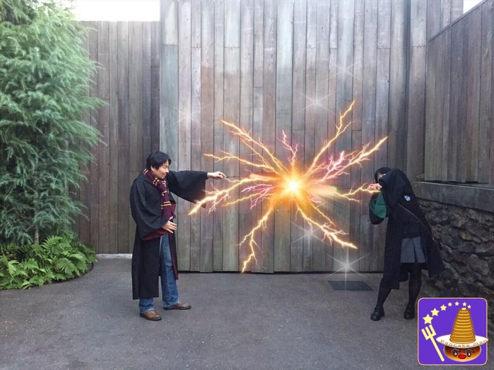 魔法使いパンケーキマンVS魔女さなっぺ