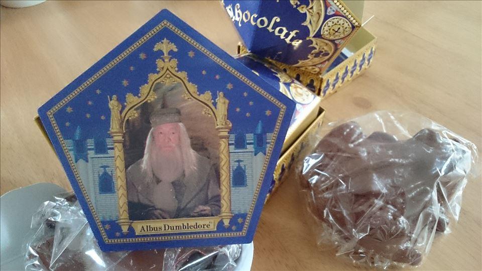 カエルチョコレート(ハニーディークス) USJハリポタ 魔法使いパンケーキマン