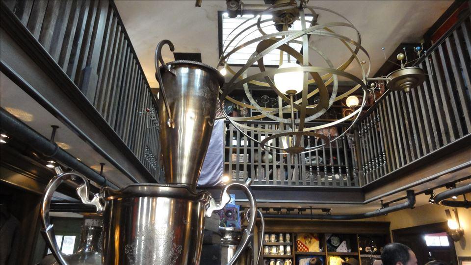 ニンバス2000、ファイアーボルトは、ダービシュ・アンド・バングズ(ハリポタUSJ)魔法使い パンケーキマン