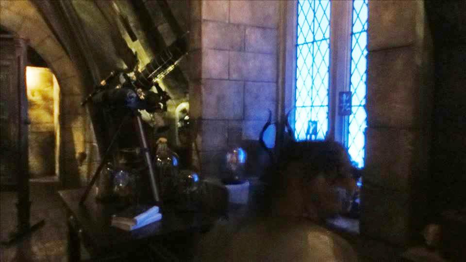 ハリー・ポッター・アンド・ザ・フォービドゥン・ジャーニーのキューライン(USJハリポタ)魔法使いパンケーキマン