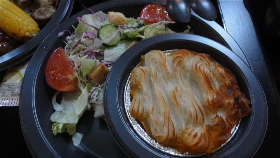 3本の箒の食事メニュー(USJハリポタ)魔法使いパンケーキマン